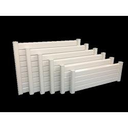 Kit Clôture PVC - Claire-Voie