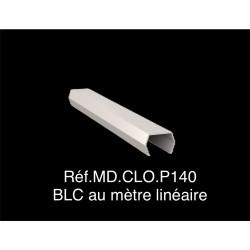Closoir PVC - au mètre