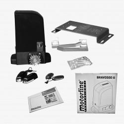 Kit Motorline Coulissant 500kg